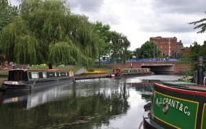 Broad Street Canal Basin